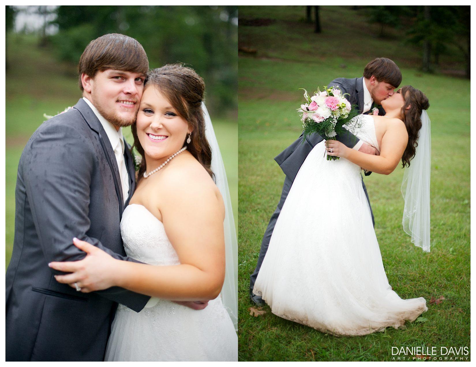 Danielle Davis Art/Photography , from  Ashton + Mickey 's wedding at The Barn