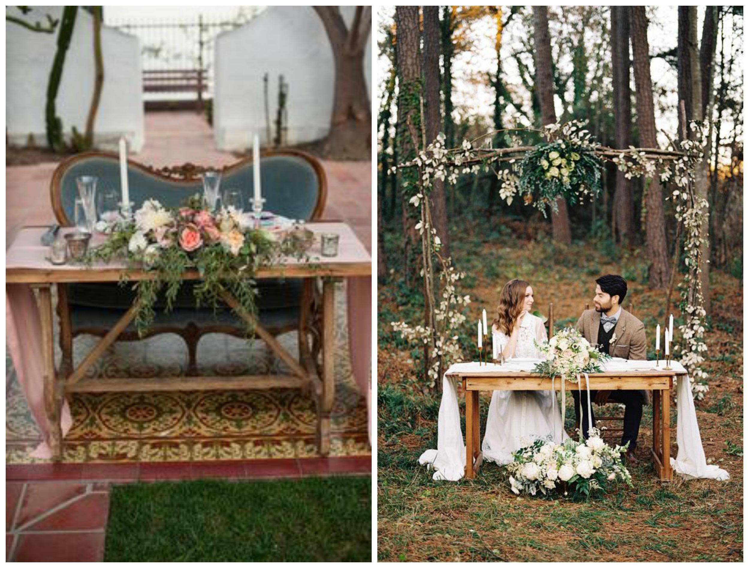 Project Wedding ;  Burnetts Boards