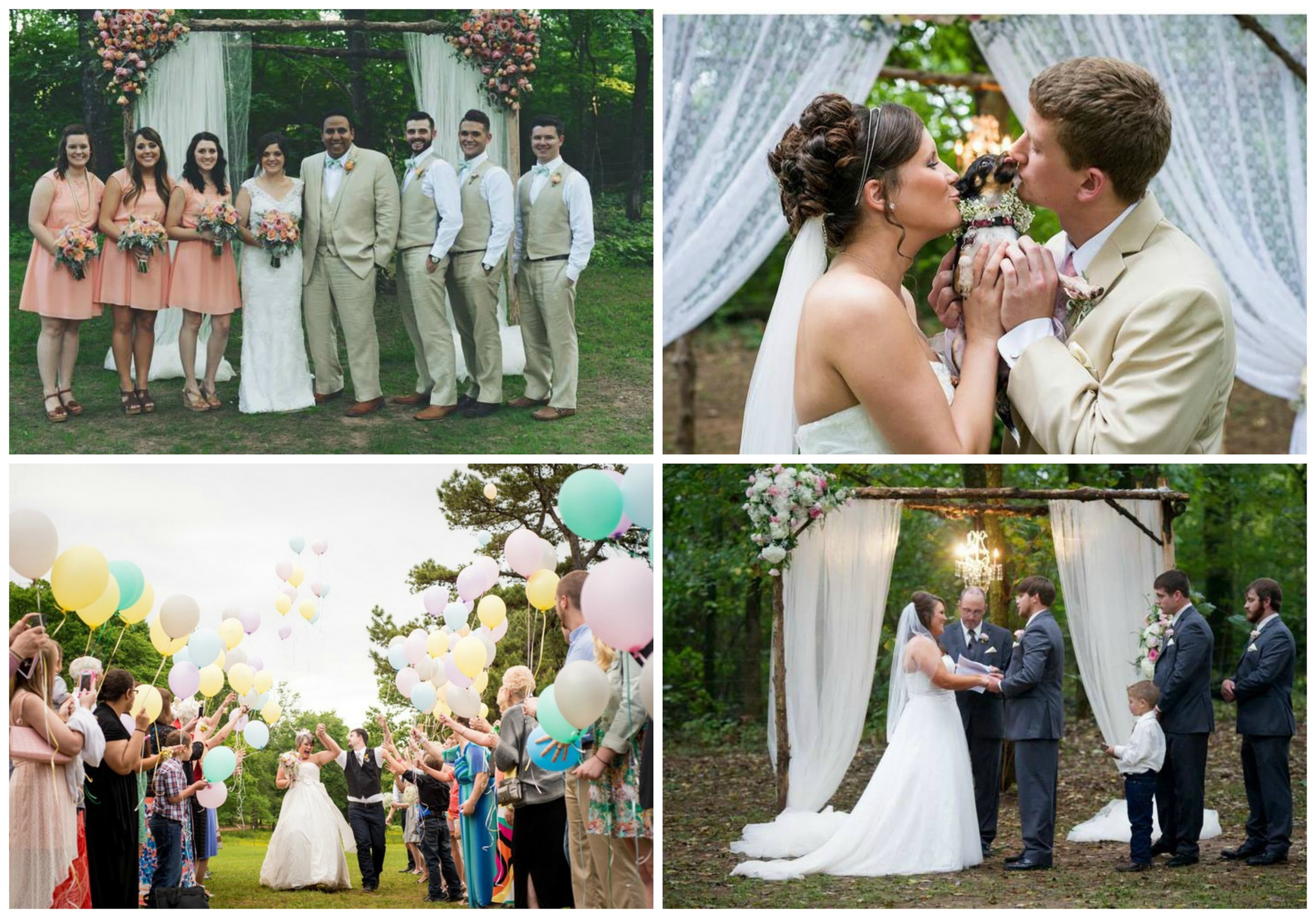 Andrew Arceri ;  Tryston Hines Photography ;  Tryston Hines Photography ;  Danielle Davis Art/Photography