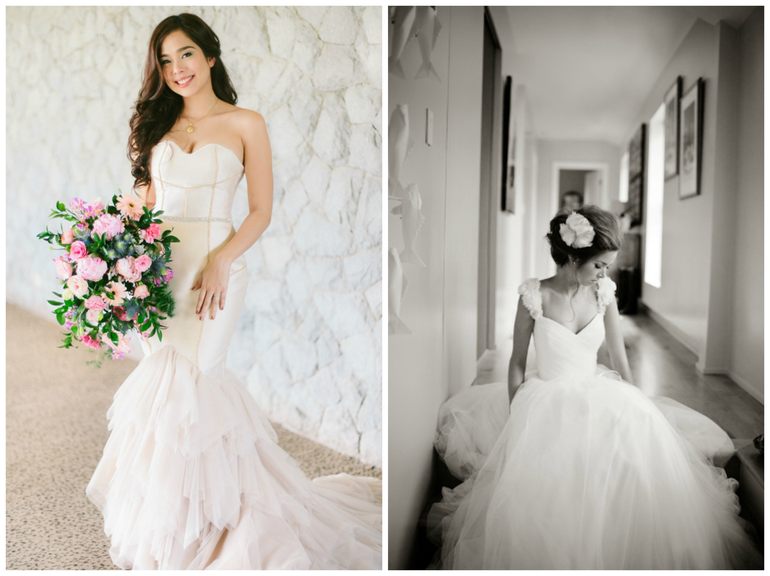 French Wedding Style ;  Huffington Post