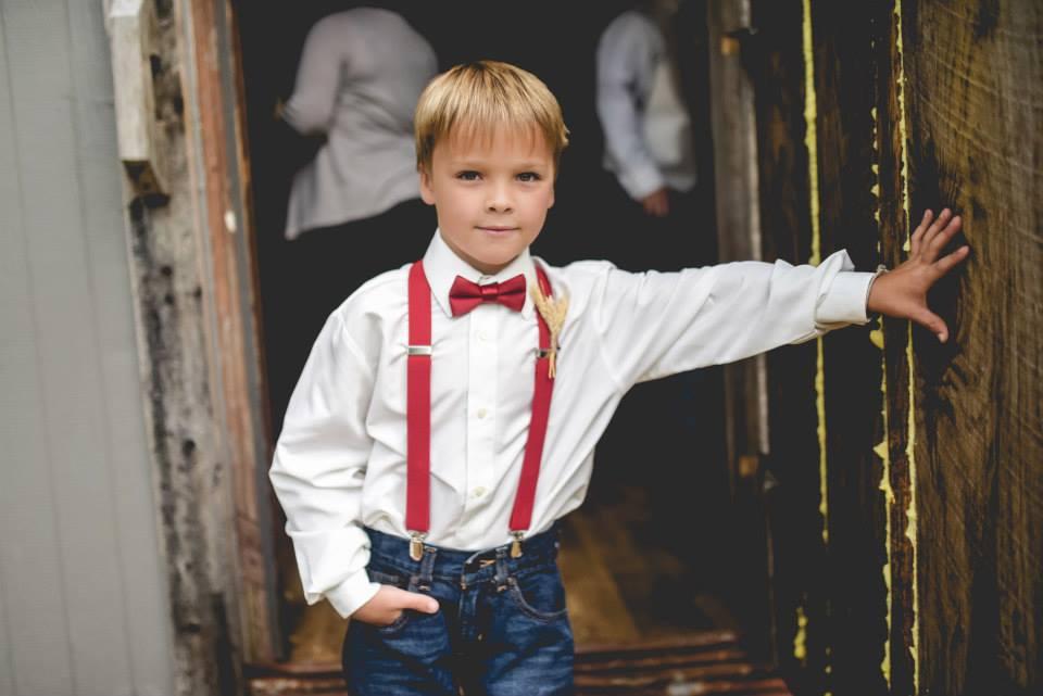 Samantha Daniels Photography , from  Jordon + Nick 's wedding at  The Barn