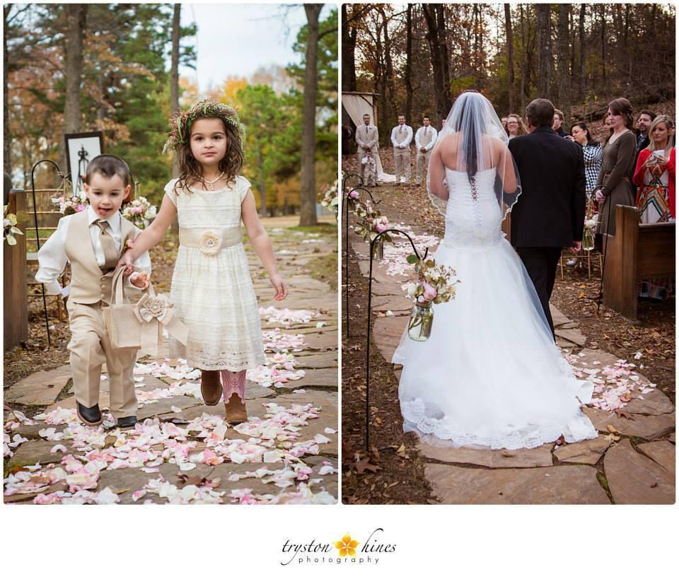 Tryston Hines Photography , from  Samantha + Dalton 's wedding at The Barn
