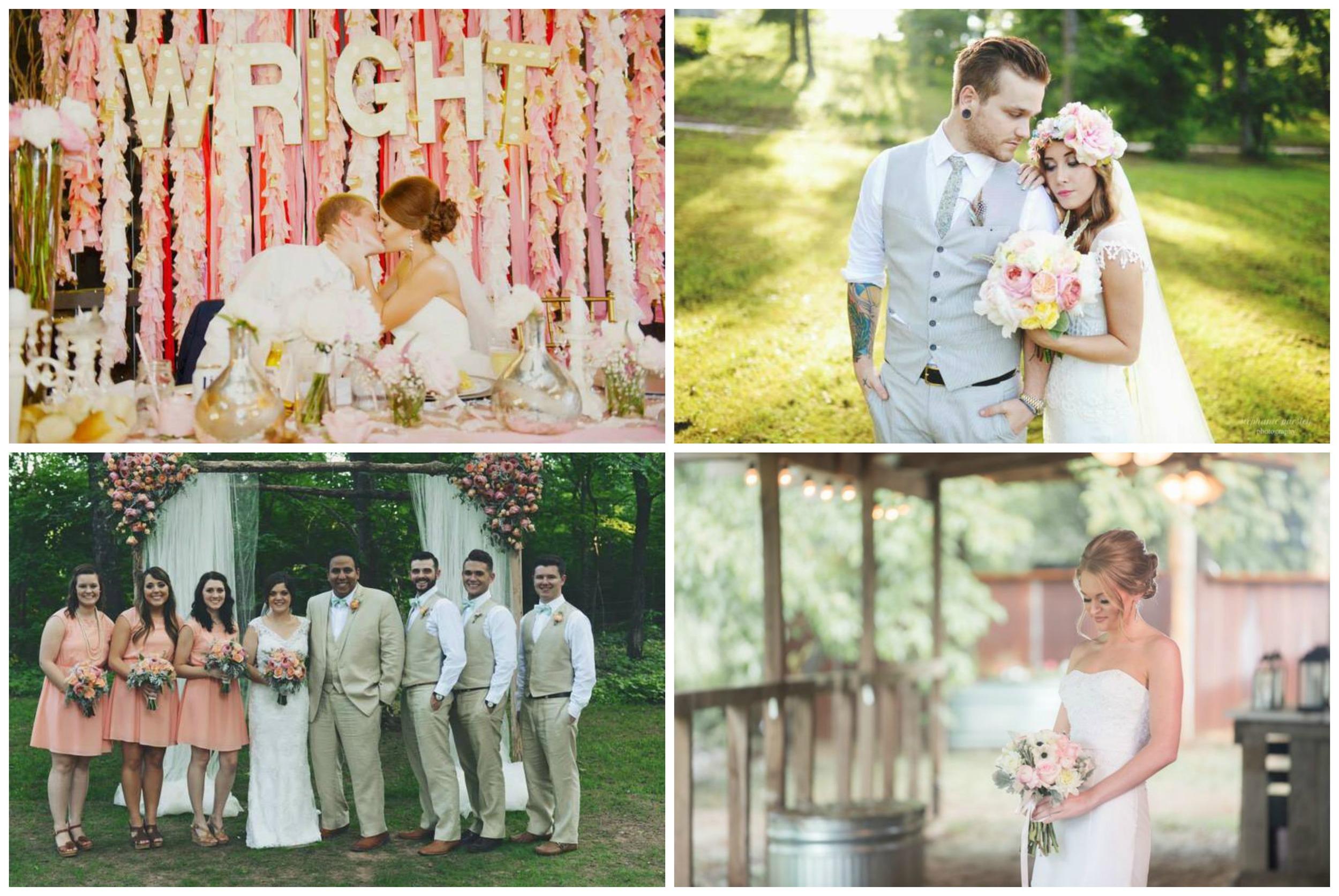 Melissa McCrotty Photography ;  Stephanie Parsley Photography ;  Andrew Arceri ;  Elmer Escobar