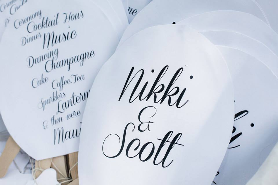 Salt & Sky Studios , from Nikki + Scott 's wedding at The Barn