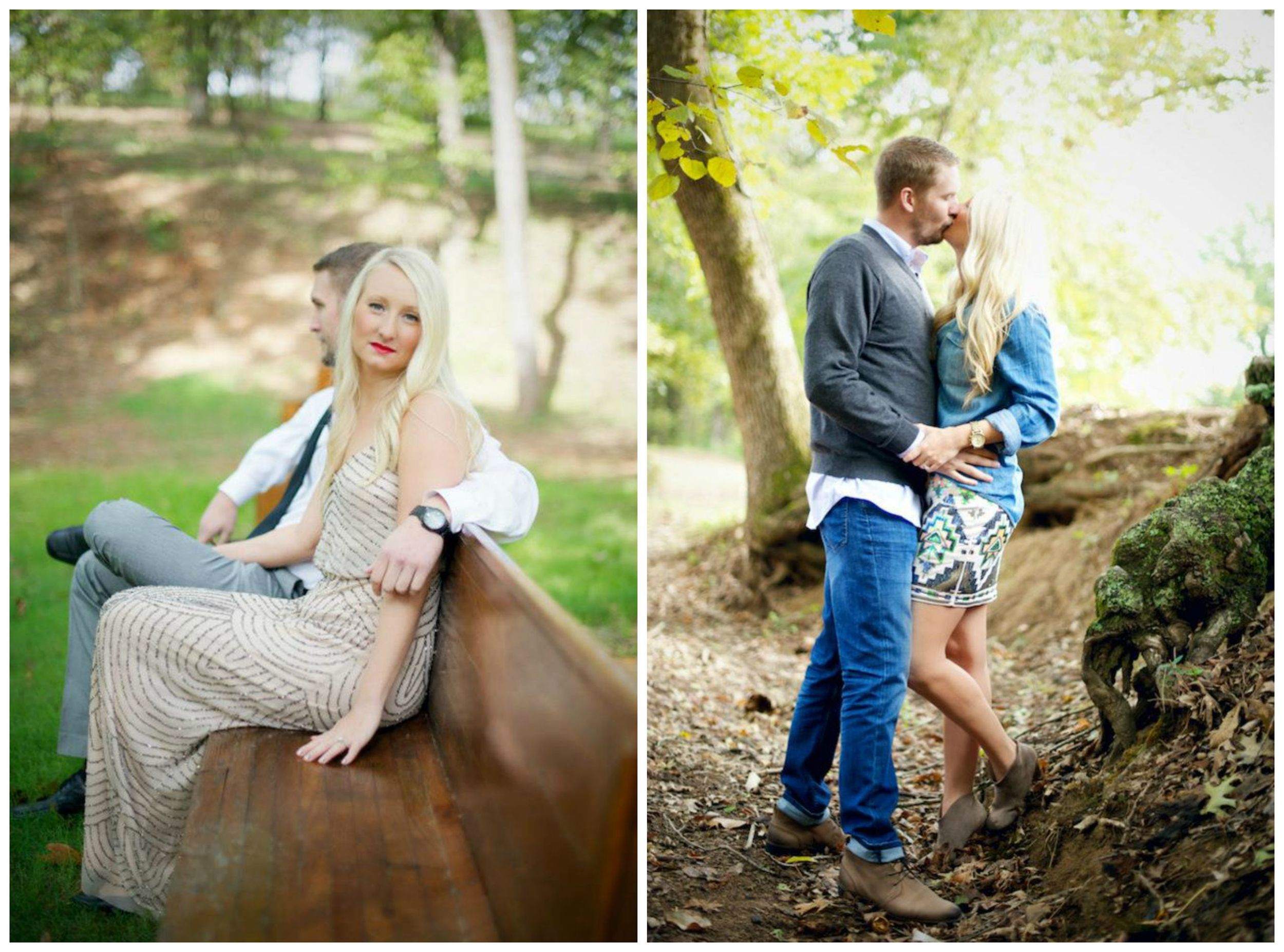 Danielle Davis Art/Photography . It's always a good time when our couples have their  engagement photos  taken at The Barn. These of  Ani + Nathan  are super lovely.
