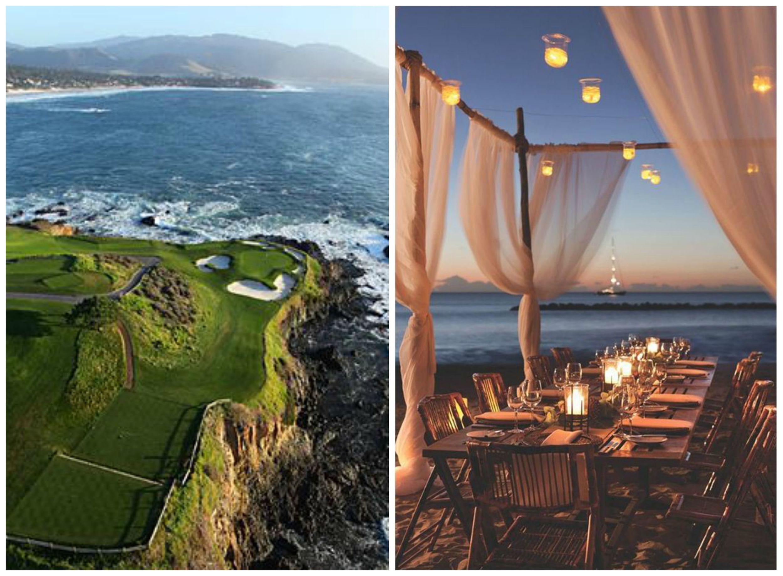 Golf Digest ;  Wedding Chicks
