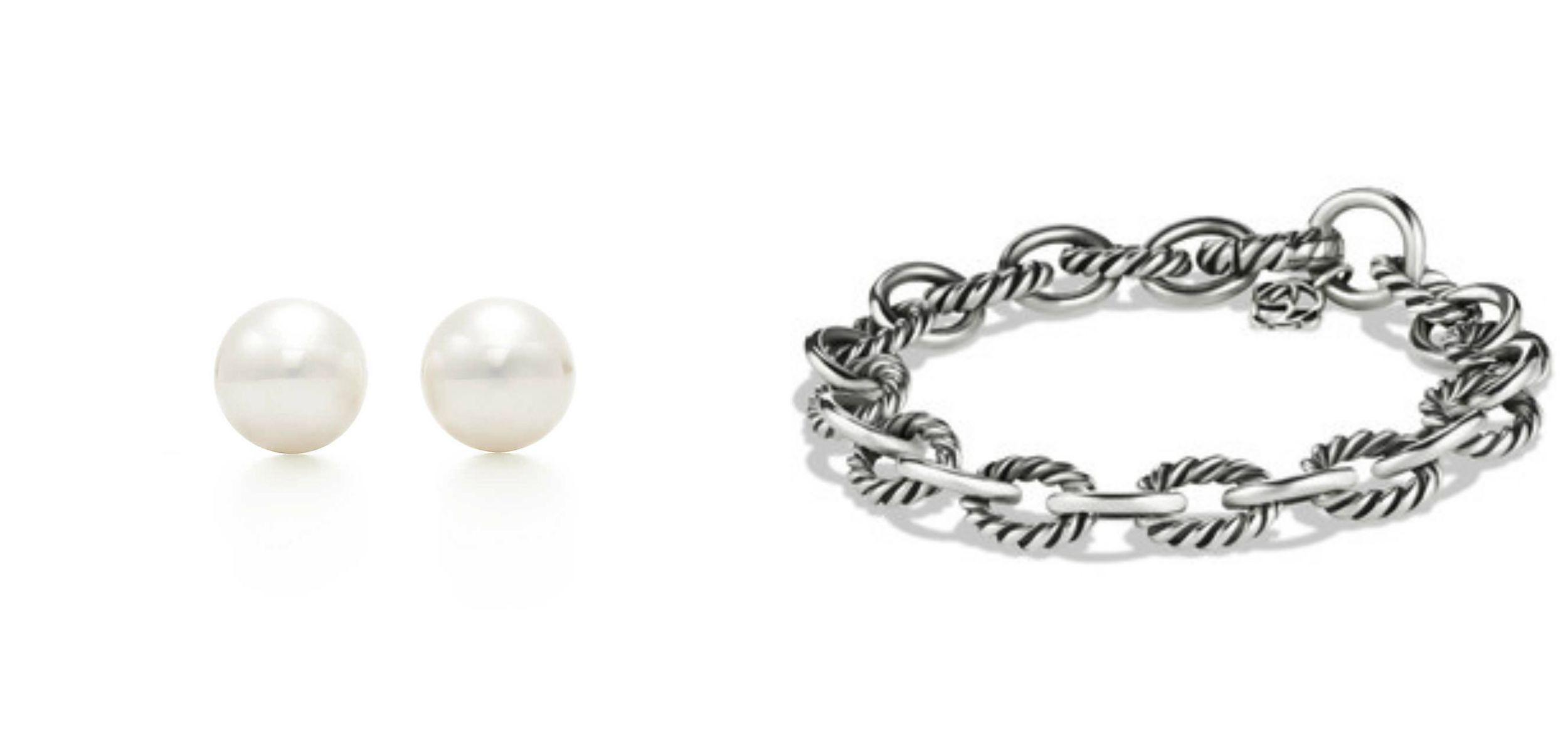 Tiffany & Co. ;  David Yurman