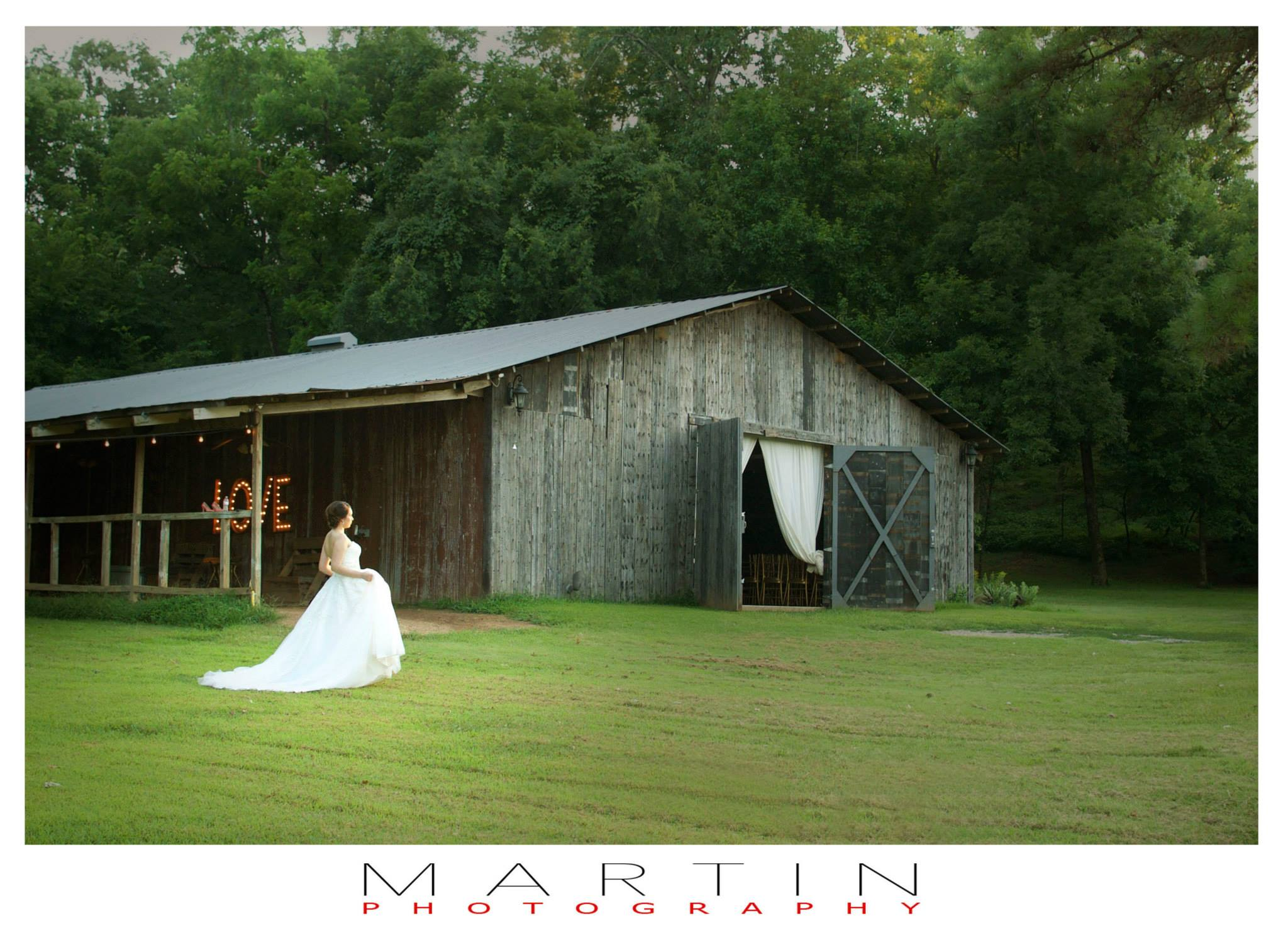 Martin's Photography . Monica + Luis were married at The Barn this summer. We can't wait to share their wedding photos with you, but in the meantime, go look through  Monica 's stunning bridals! We adore them!