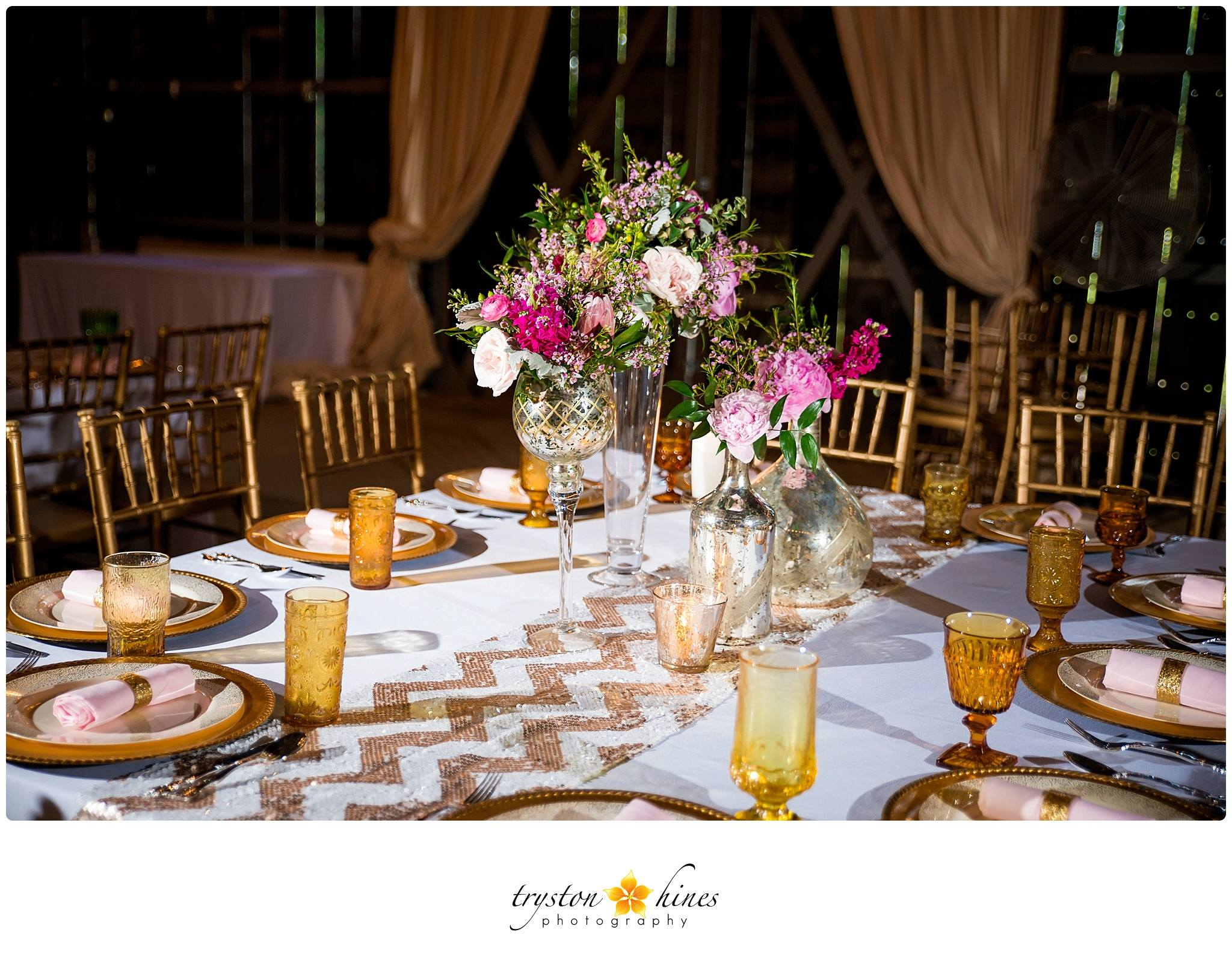 Tryston Hines Photography , from  Katie + Alan 's wedding at The Barn