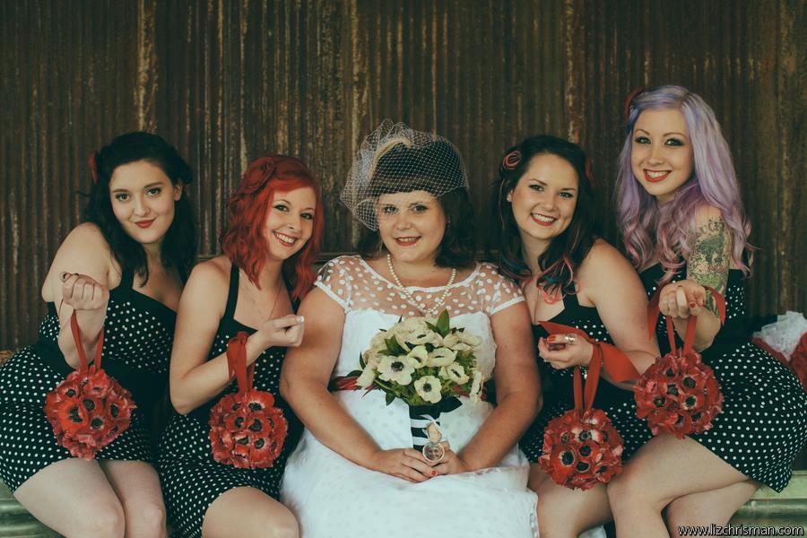 Liz Chrisman Photography , from  Katie + Joe 's wedding at The Barn