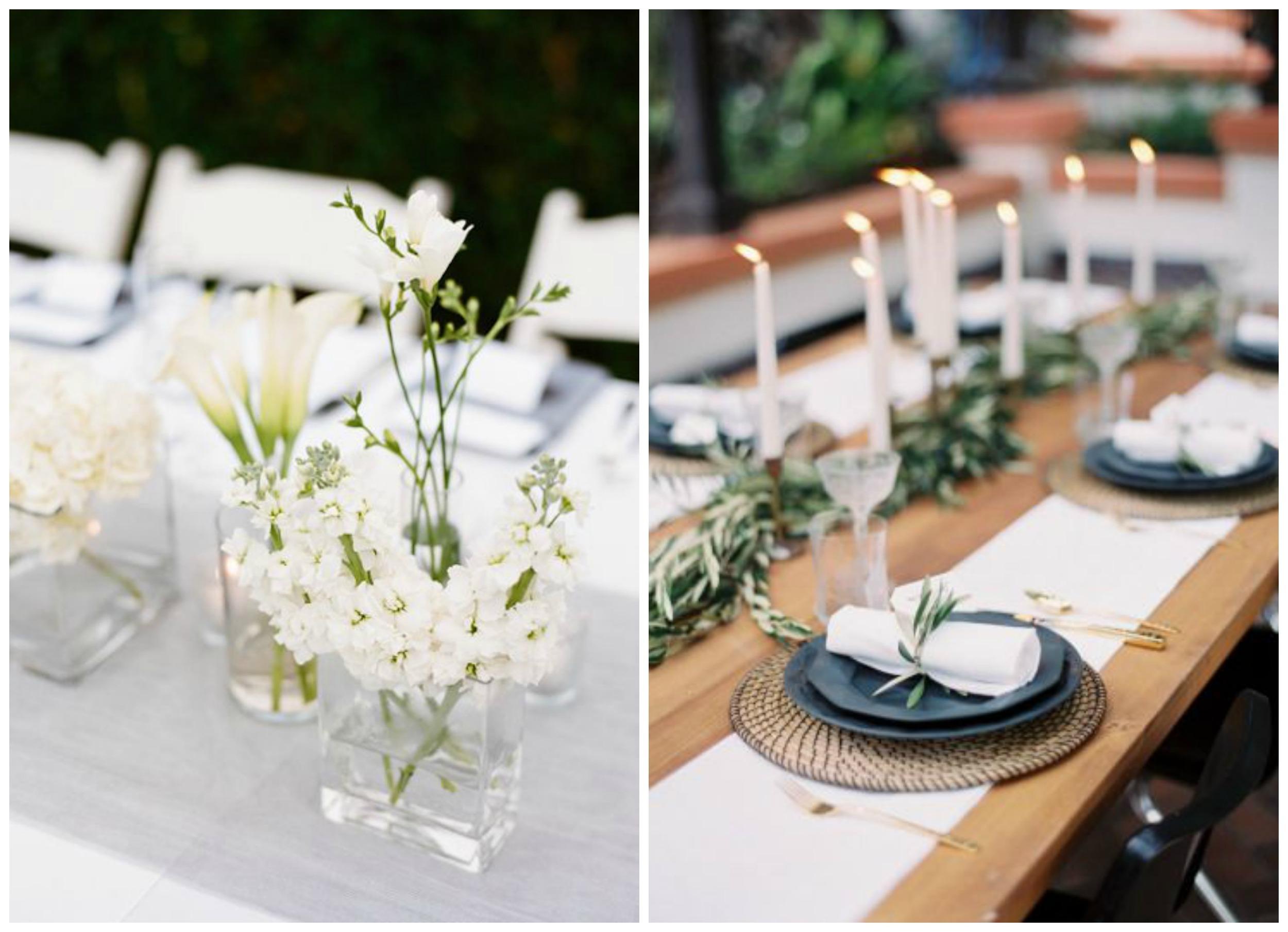 Intimate Weddings ;  Style Me Pretty