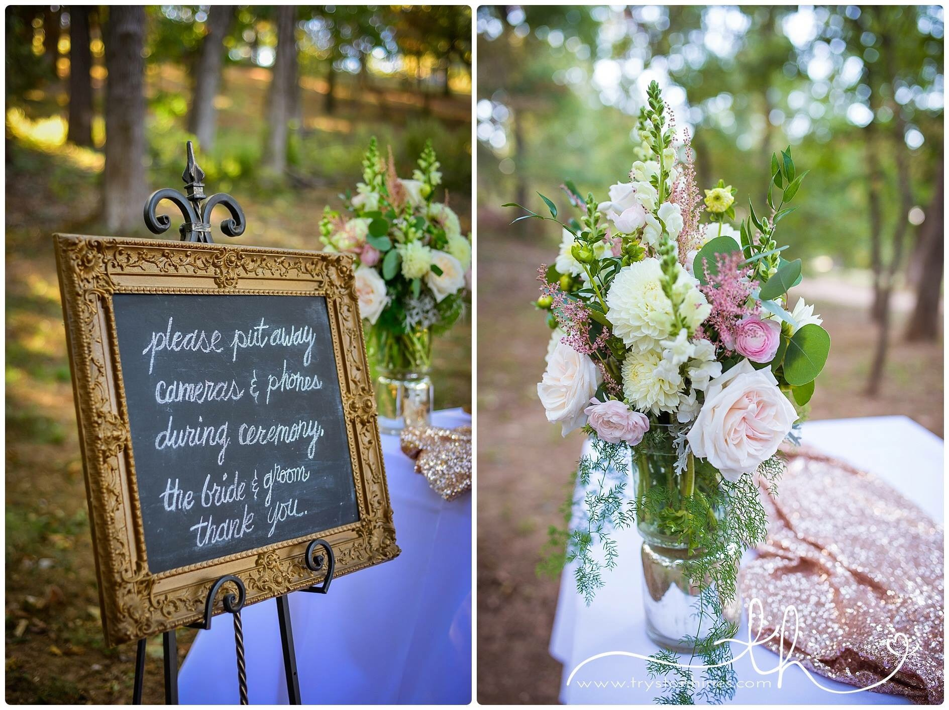 Tryston Hines Photography , from  Monica + Ryan 's wedding at  The Barn