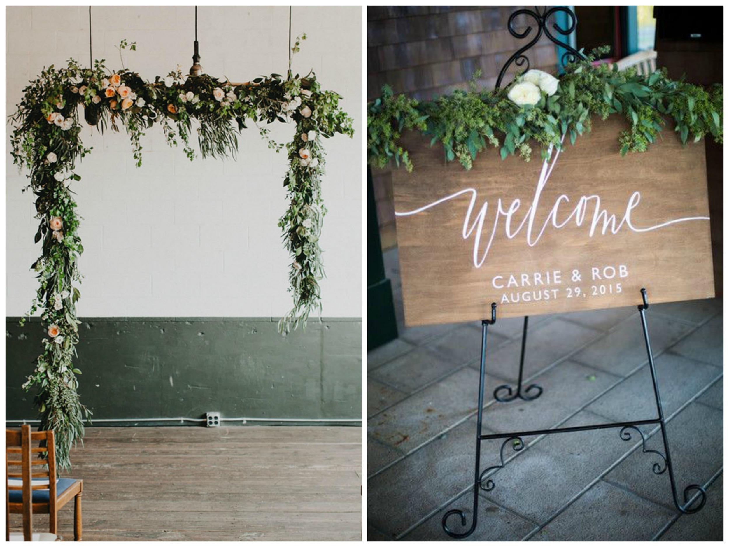 Green Wedding Shoes ;  Wedding Wire