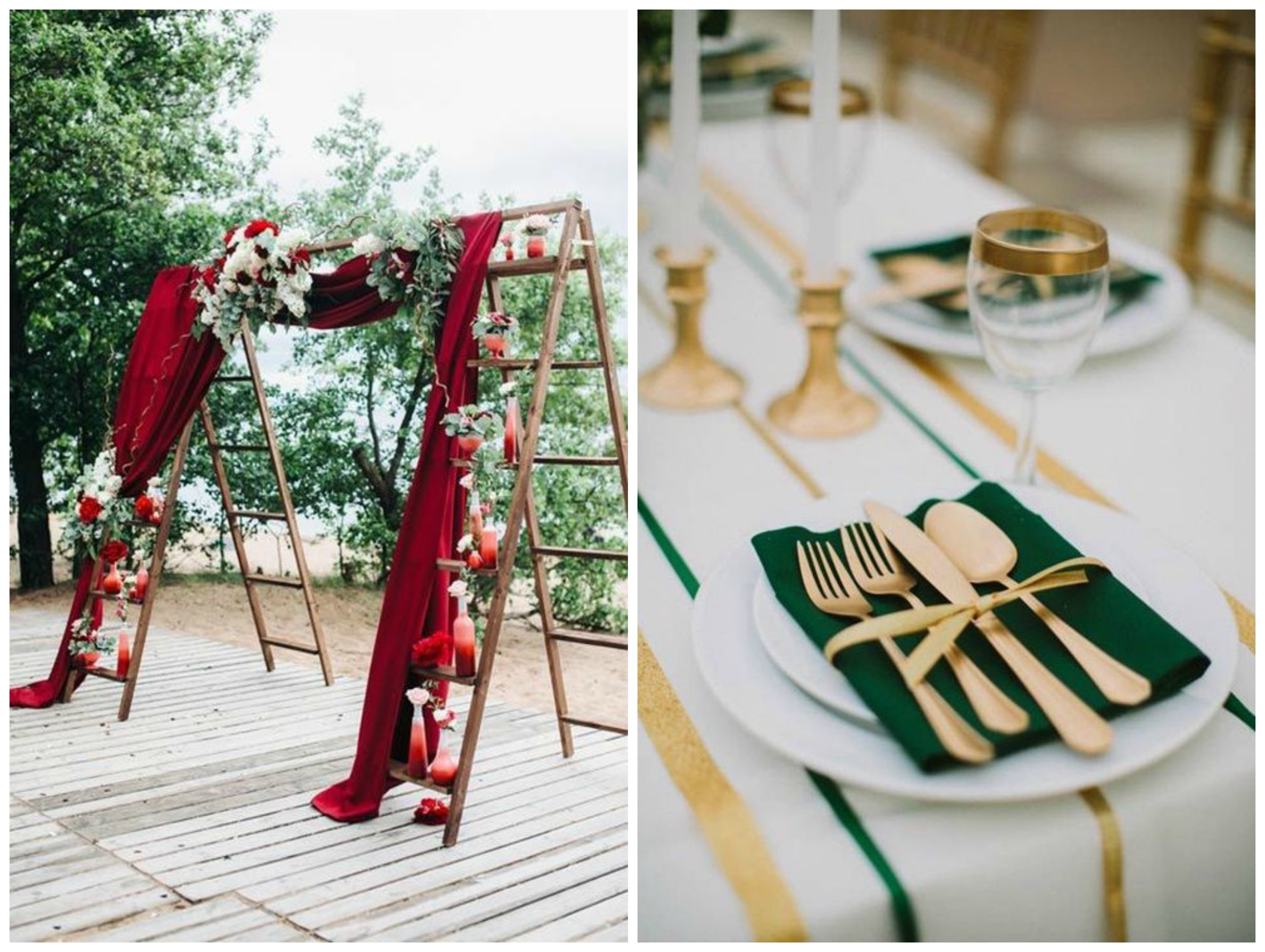 Colin Cowie Weddings ;  21st Bridal