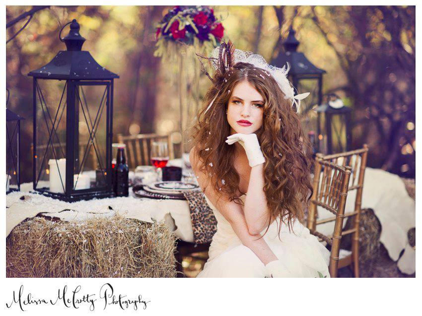 Melissa McCrotty Photography , from our  Winter 2012 Shoot