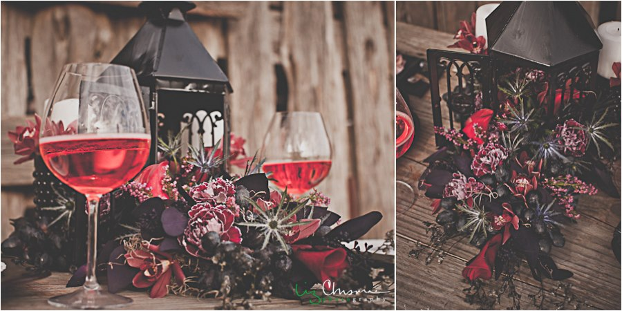 Liz Chrisman Photography , from our  Fall 2012 Intern Styled Shoot