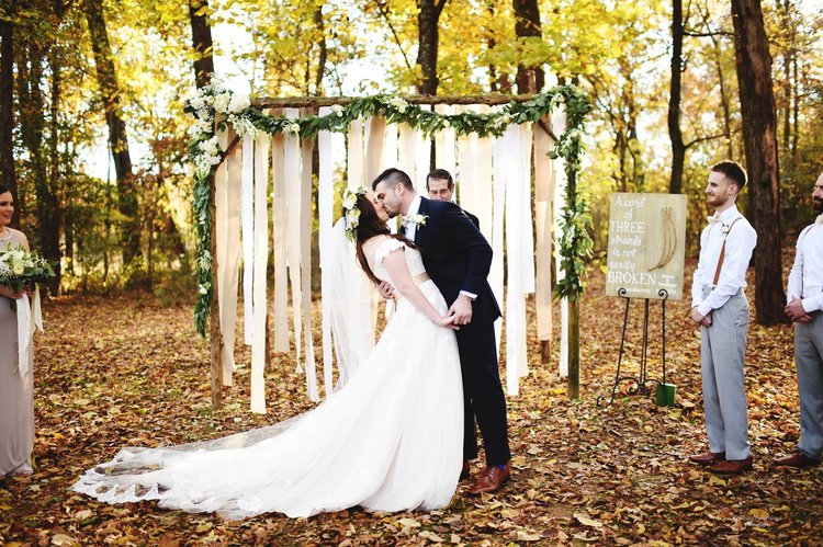 Stephanie Parsley Photography , from  Whitney + Jimmy 's wedding at The Barn