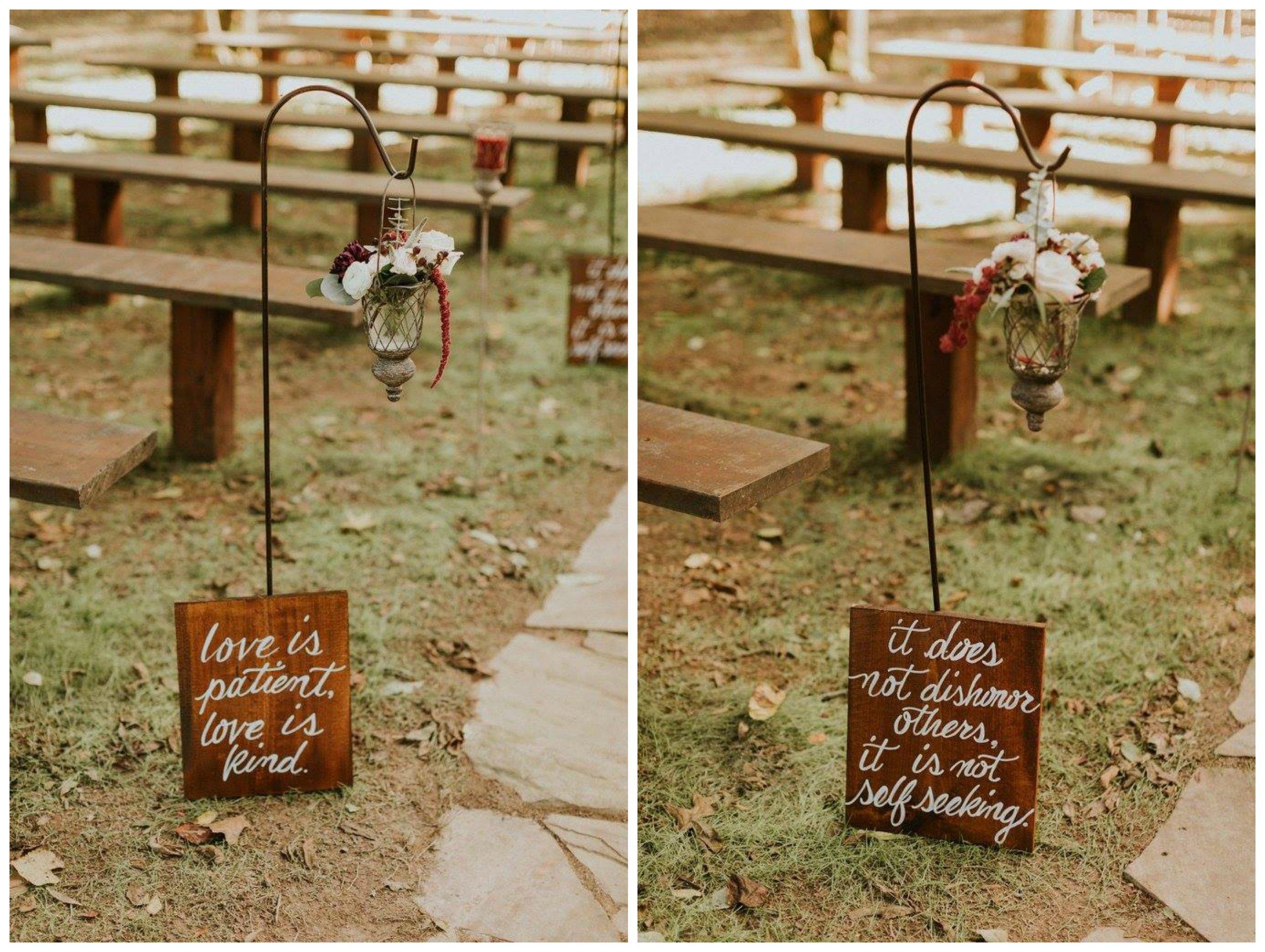 B.Matthews Creative , from  Holly + Caleb 's wedding at The Barn