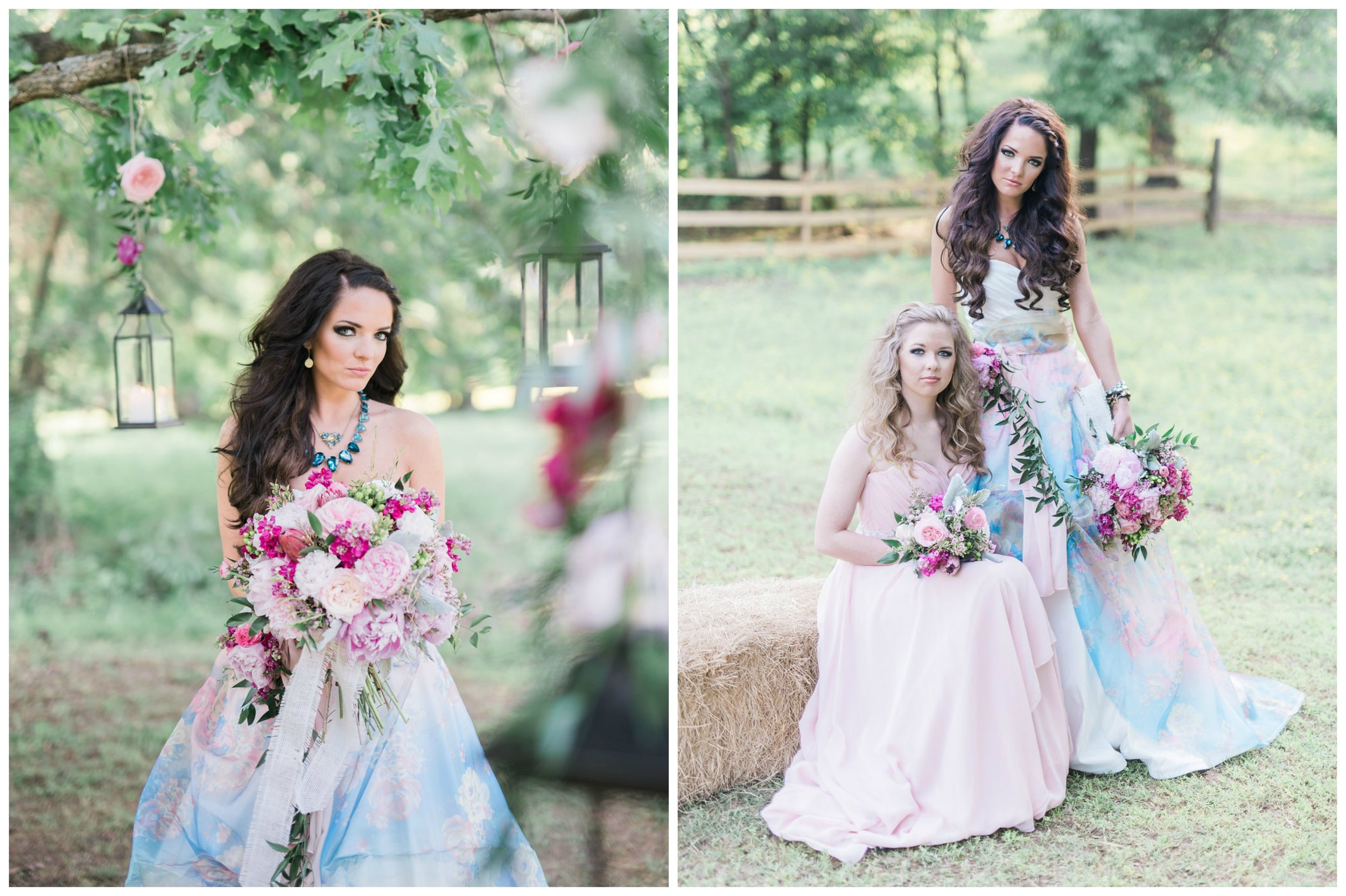 Steph Smith Weddings , from our  Magical Meadow styled shoot