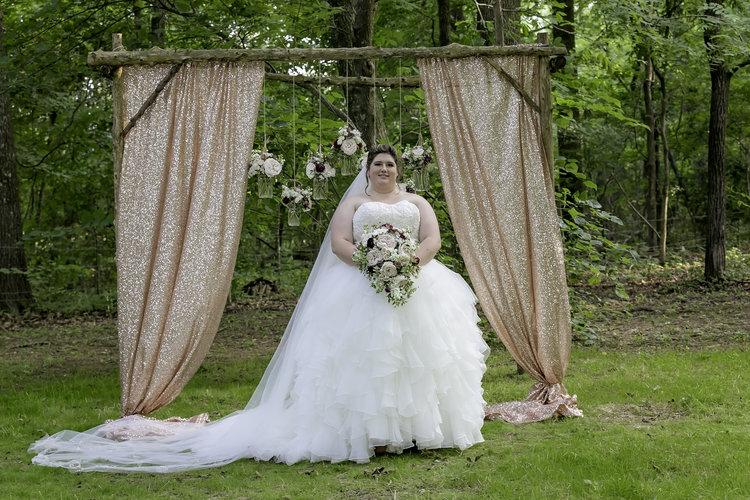 Vanda Crank Photography , from  Ashley + Tren t's wedding