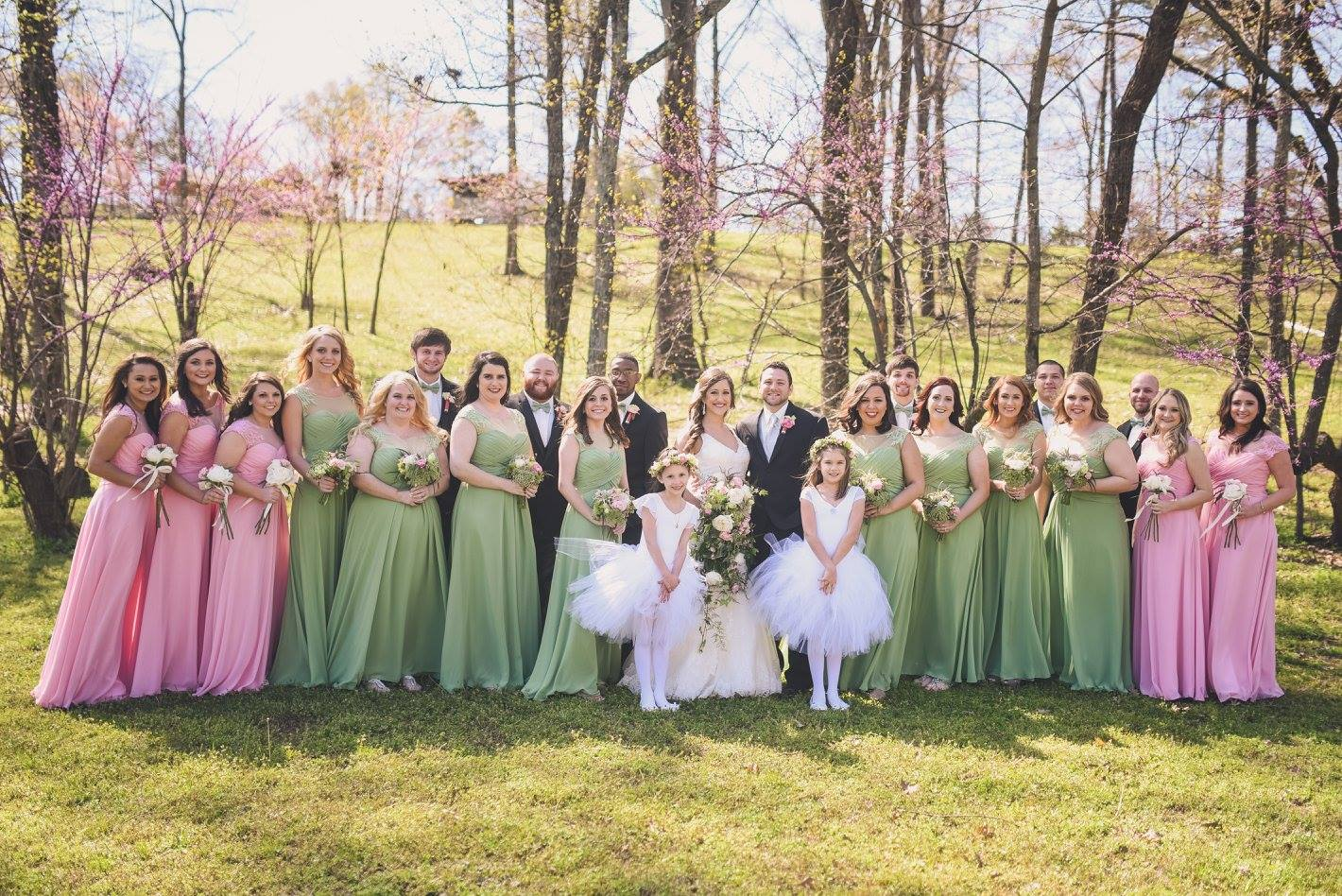 The Kindred Collective , from  Jessica + James ' wedding