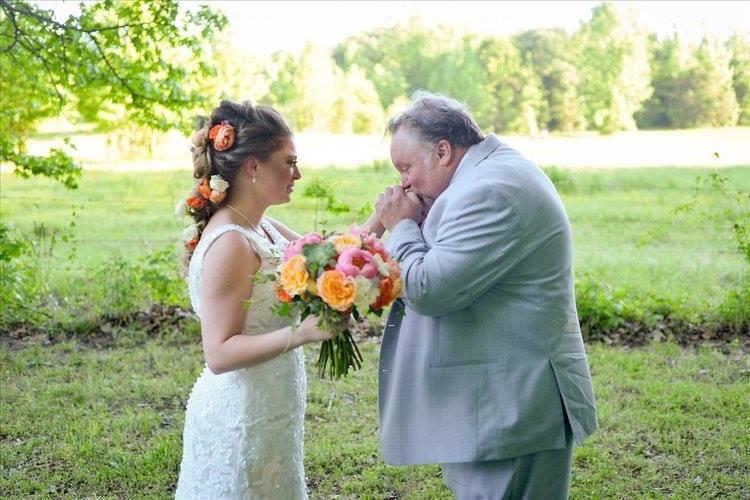 Photos by Manda , from  Danielle + Bart 's wedding