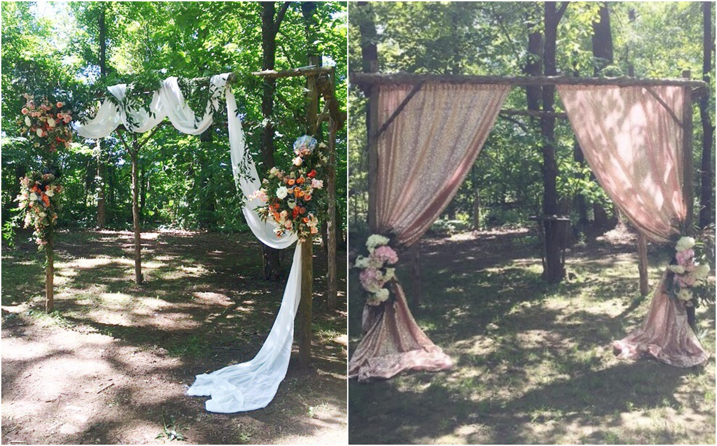 From Sydney + Michael's wedding and Katy + Tyler's wedding