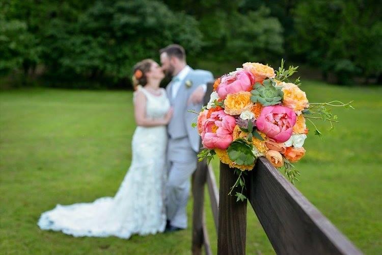 Photos by Manda, from  Danielle + Bart 's wedding