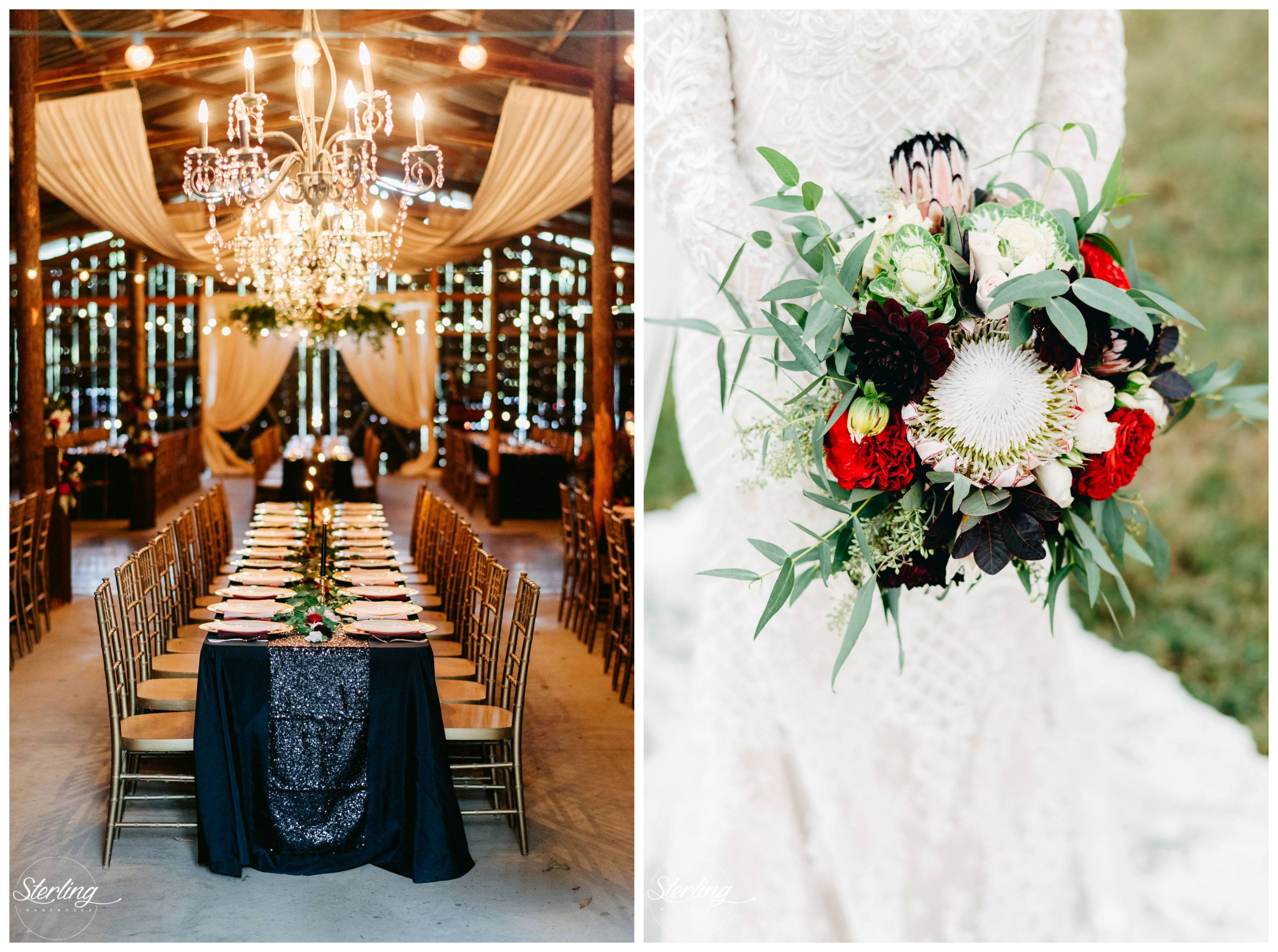 Sterling Imageworks Photography , from  Logan + Dusty 's wedding at The Barn