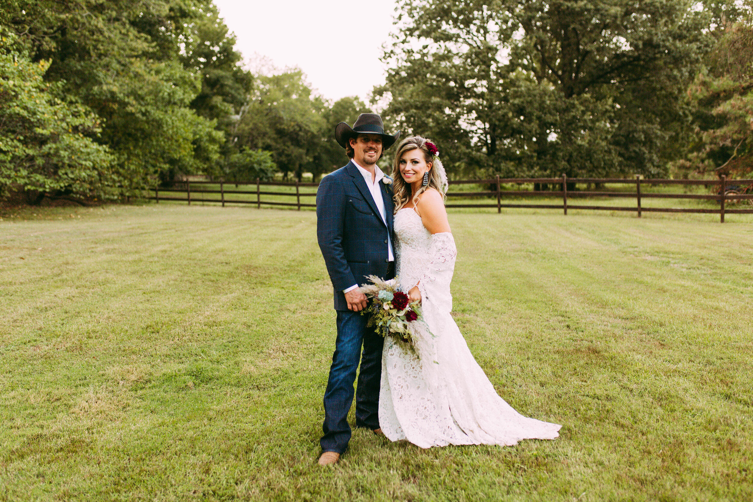 Amanda Chad S Western Wedding The Twin Oaks Ranch Blog