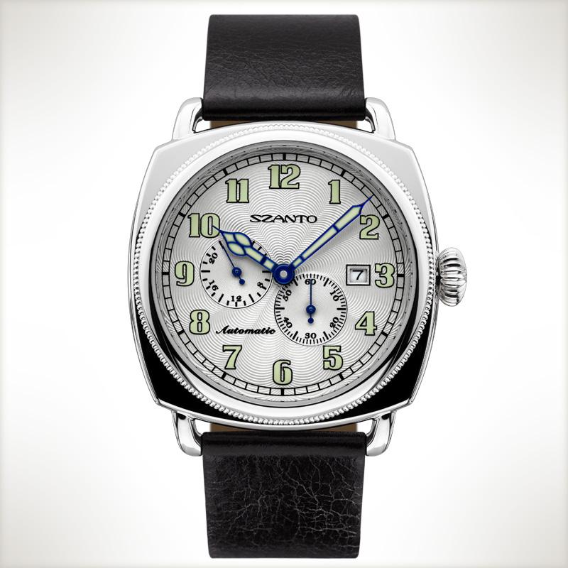 Szanto 6202 watch from the film