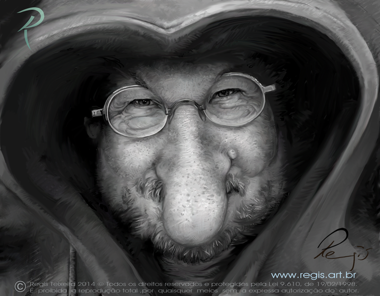 Lars von Triers by Regis Teixeira (All Rights Reserved)