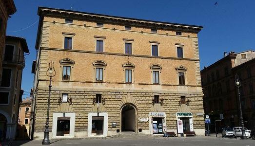"""Museo Internazionale della Caricatura """"Luigi Mari"""" - Tolentino, Italy"""