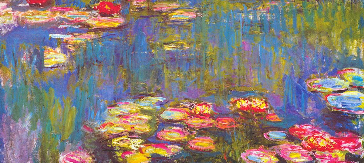 Is this a caricature? - Claude Monet