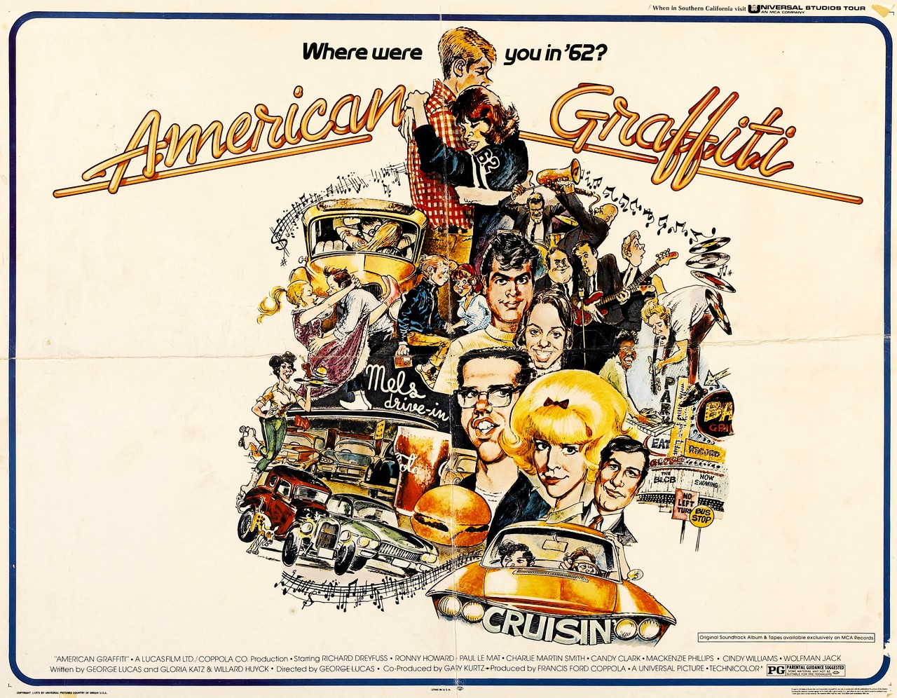 American Graffiti