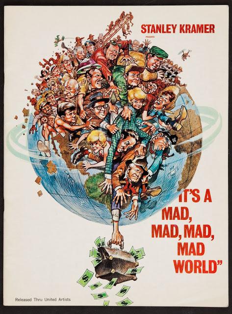 Mad, mad, mad, mad world