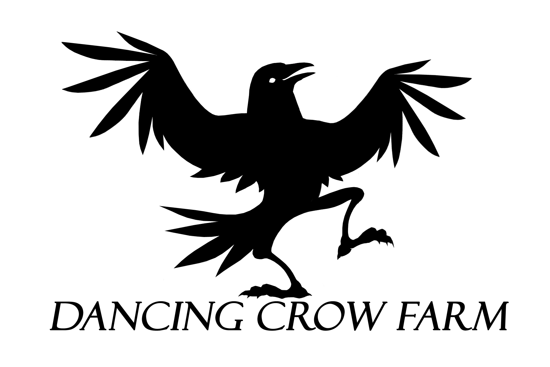 Dancing_Crow_Farm_Crow_Black_wText_Reverse.jpg