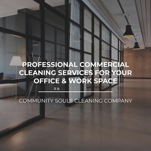 We provide #cleaning services for any kind of commercial space; from offices to retail stores, libraries and independent gyms. Then profits generated are reinvested back into our staff by supporting our employees' personal and professional development. #socent #buylocal #socialenterprise
