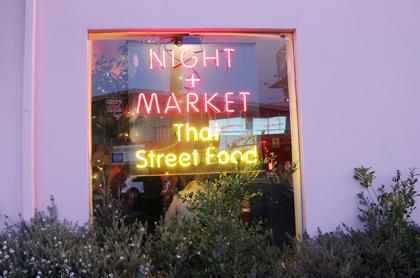 night market west hollywood