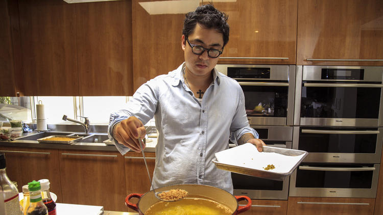 kris yenbamroong cooking