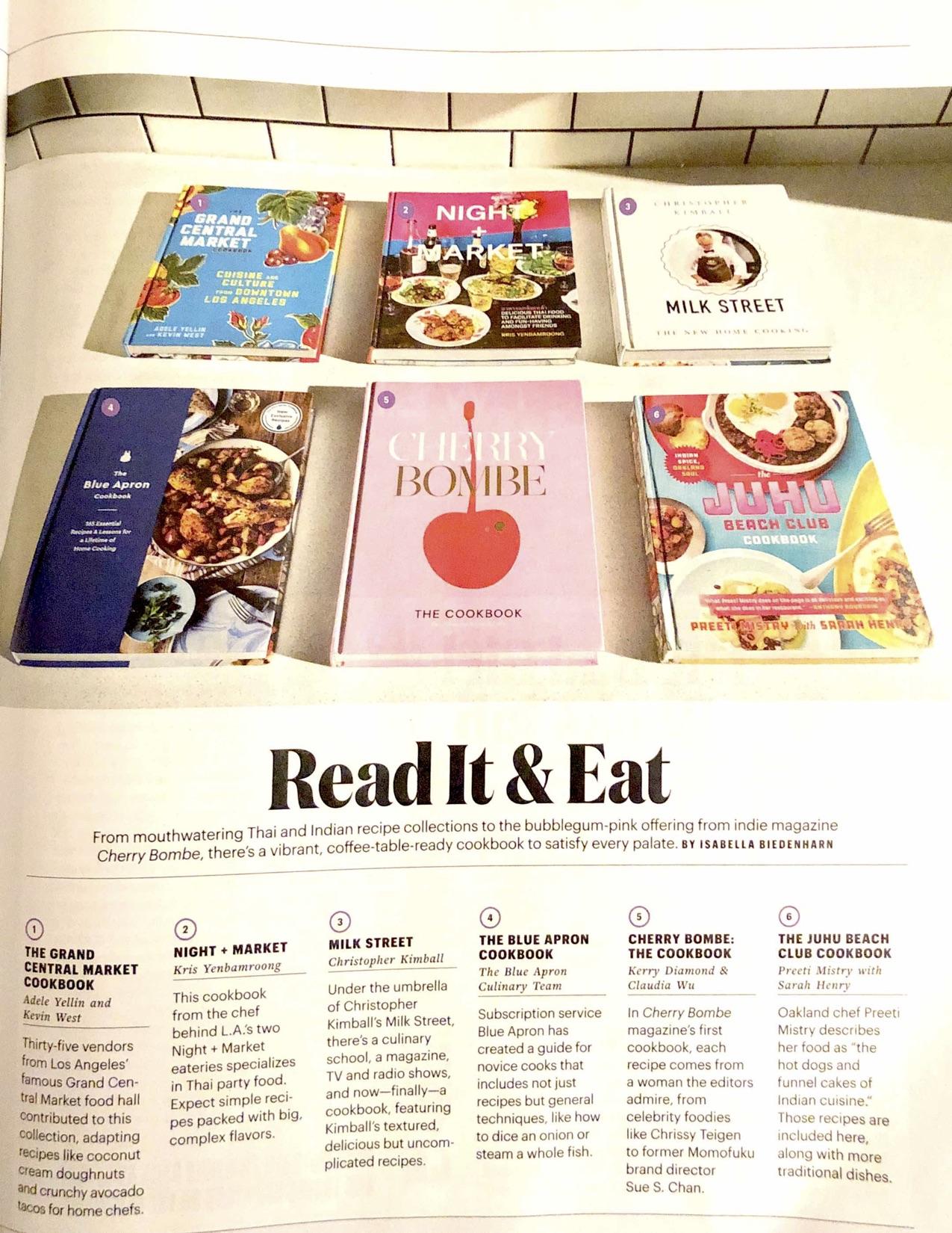 night market cookbook cook book