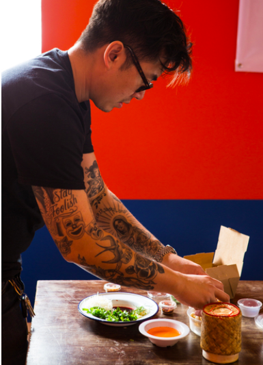 kris yenbamroong thai chef