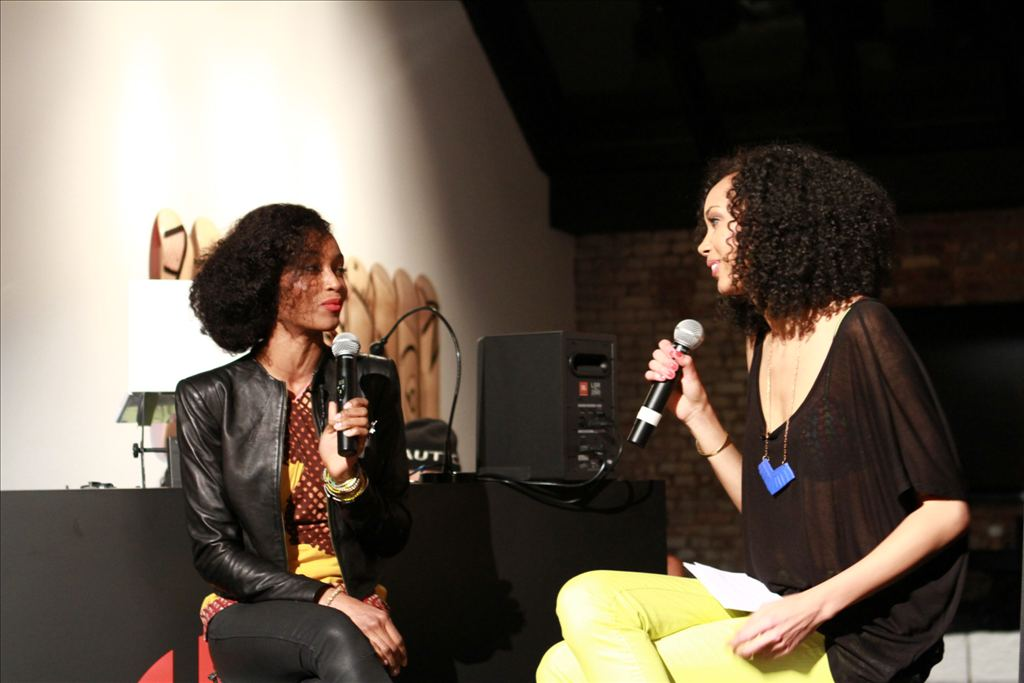 Interview with actor Yaya DaCosta
