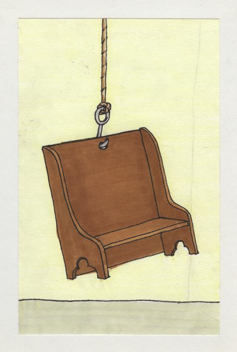 Hanging Pew 267