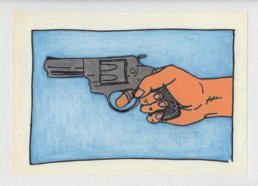 Hand Gun 401