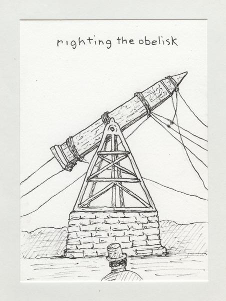 Righting the Obelisk 27