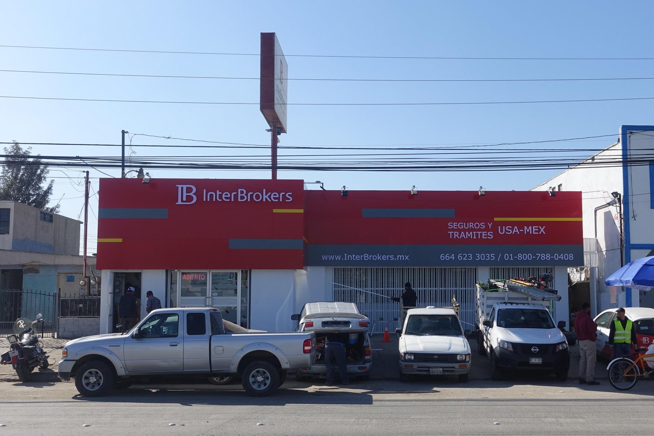 Interbrokers - Seguros y Trámites USA/MEX