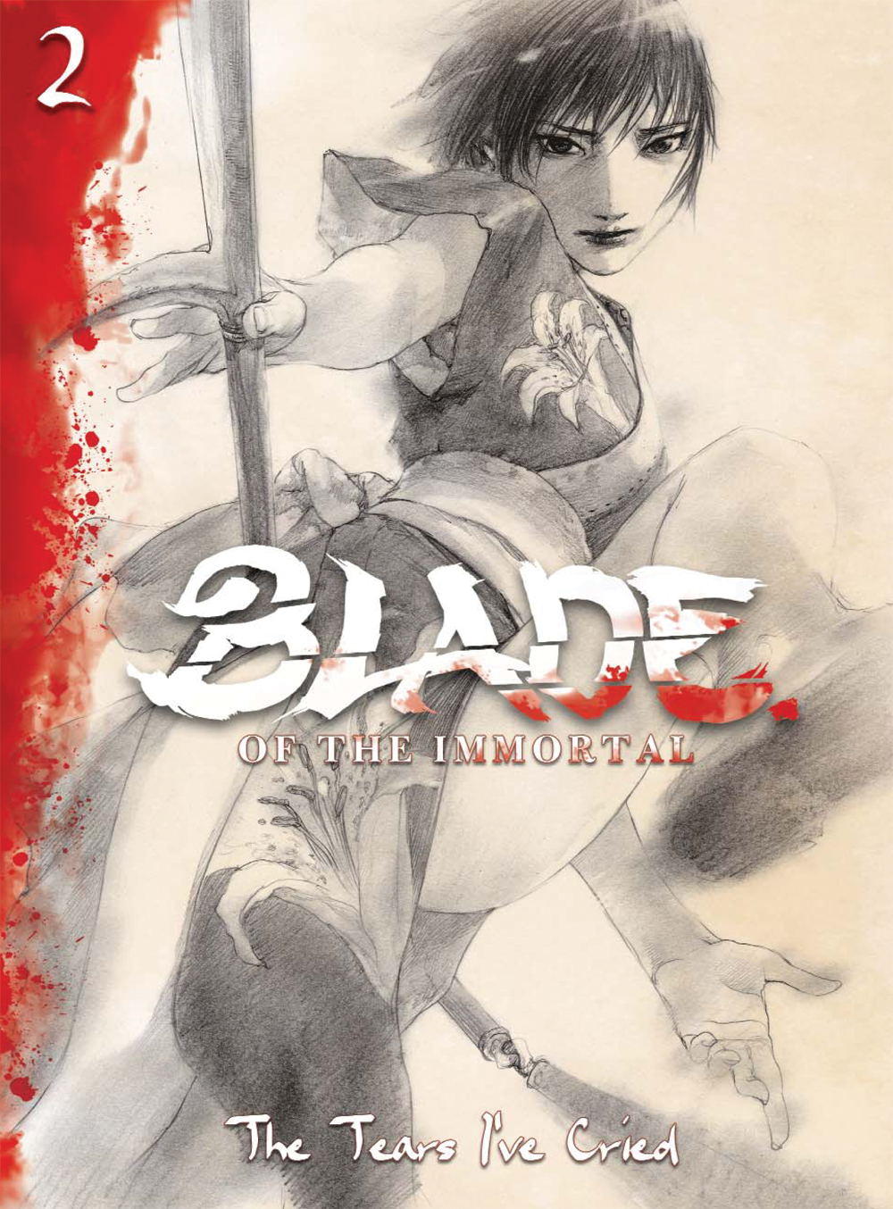 Blade of the Immortal DVD volume 2