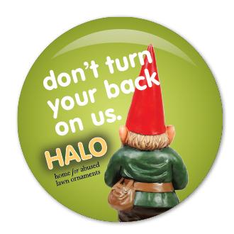 HALO Button