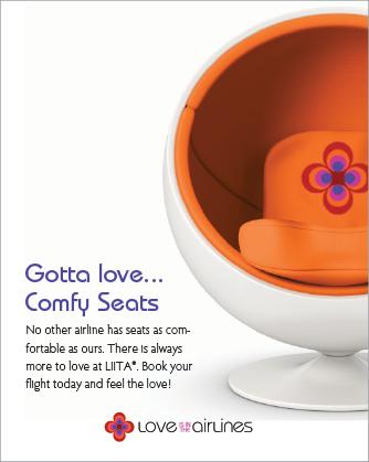 LIITA Magazine Ad